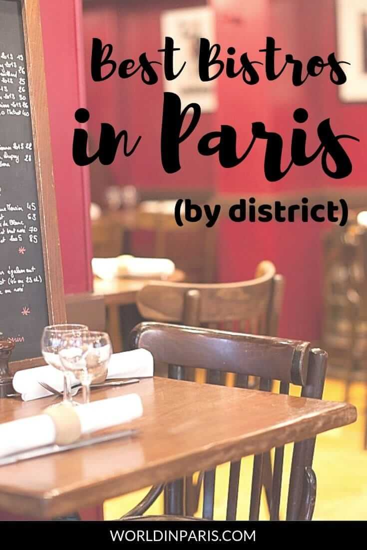 Read about the Best bistros in Paris. The Best Parisian Bistros are famous for traditional food to eat in Paris, and Paris Food Culture. Learn about the bistronomie, and Paris Bistro Culture. Yummy Paris, Best Food in Paris, Where to Eat in Paris #paris #bistronomie #yummyparis #france