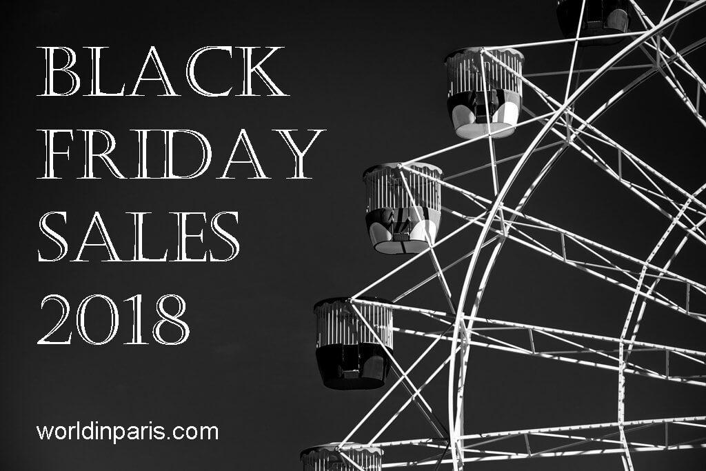 2f5f79a71e Black Friday   Cyber Monday Sales 2018 - World in Paris – World In Paris
