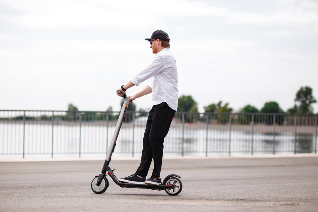Visit Paris by Electric Kick Scooter