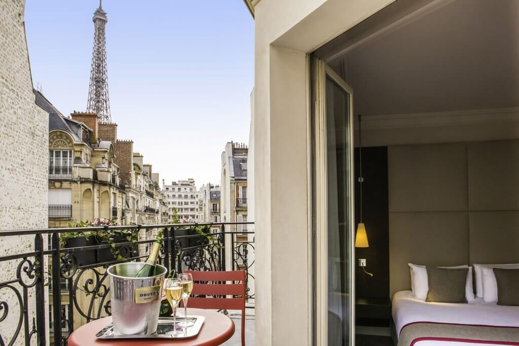 Hotel Derby Alma Paris