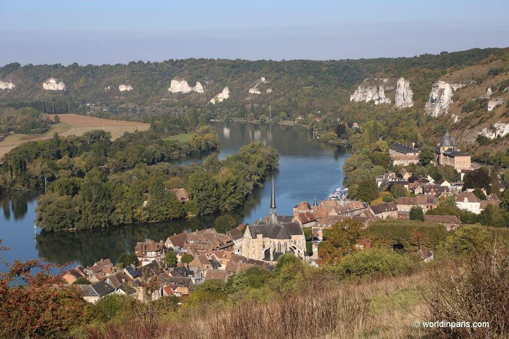 Les Andelys Normandie