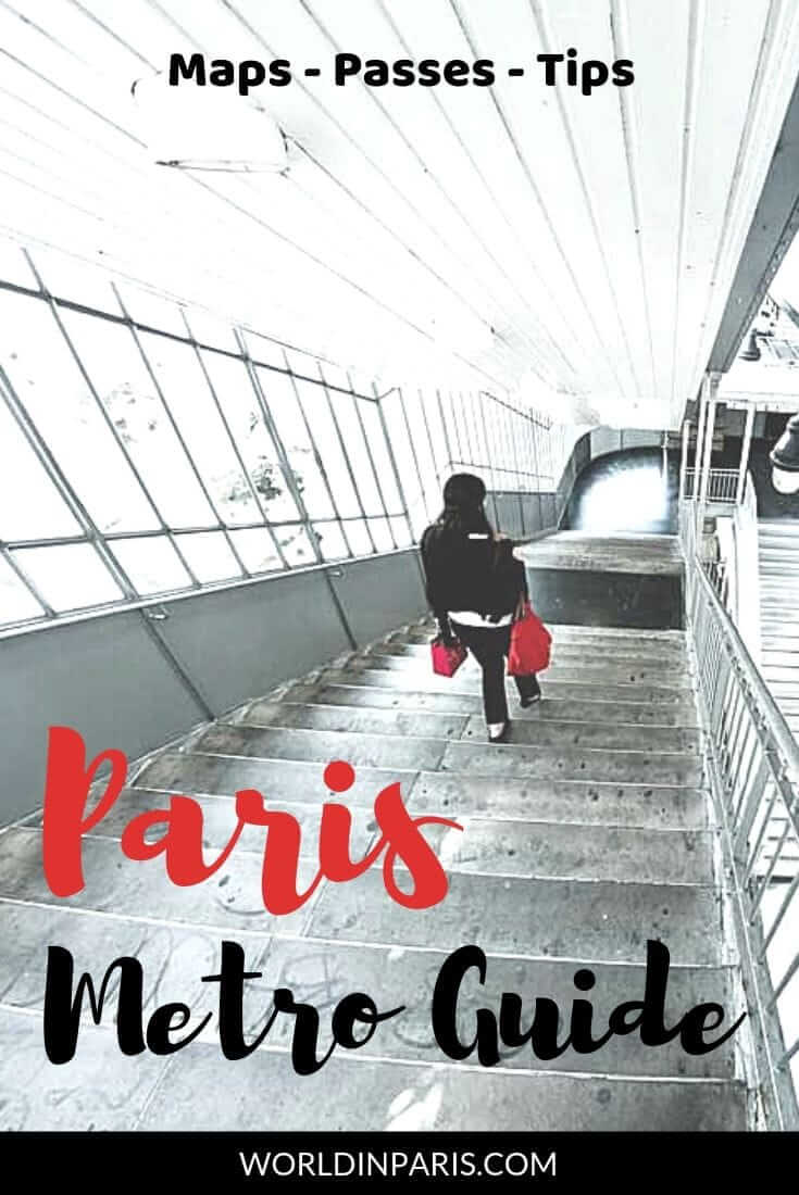 Metro of Paris Guide, How to Use the Paris Metro, Paris by Metro, Paris Metro System, Paris Public Transportation, the Parisian Metro, Paris Metro Guide, Paris Metro Tickets, Paris Metro Passes #paris #france