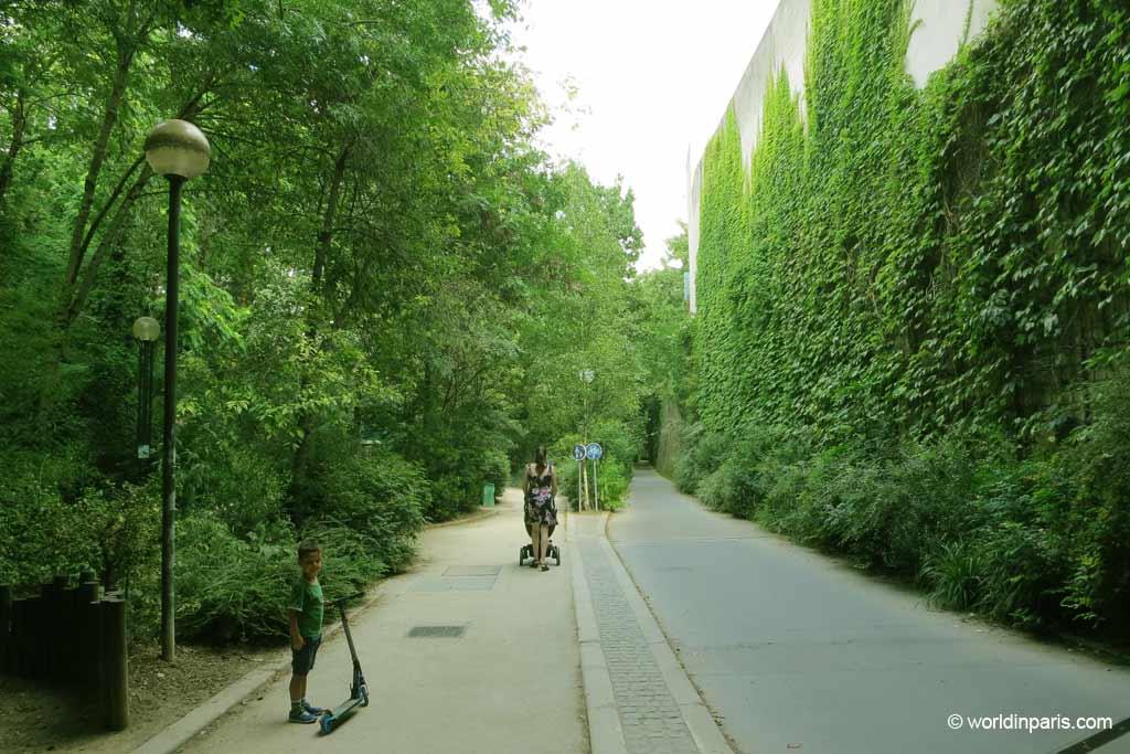 Paris 12 - Promenade Plantée