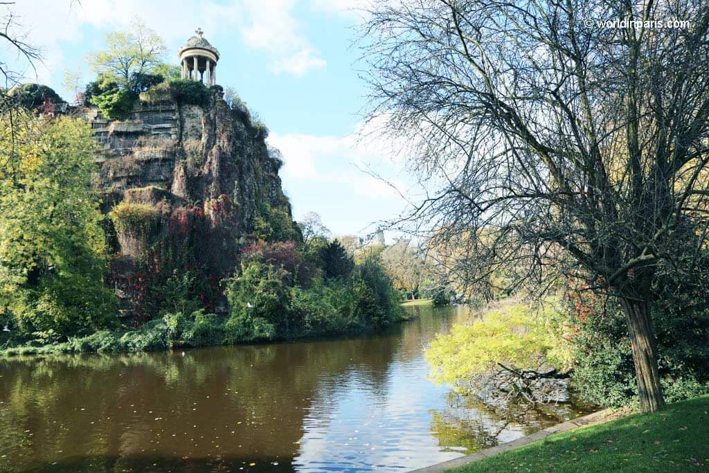 Paris 19 - Buttes Chaumont