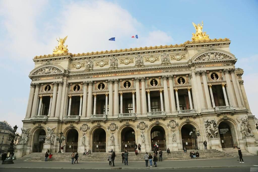 Paris 9 - Opéra Garnier