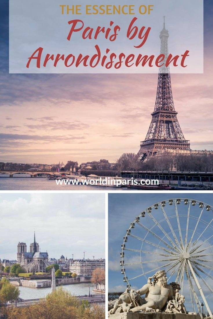 guide to paris by arrondissement paris districts as seen by locals