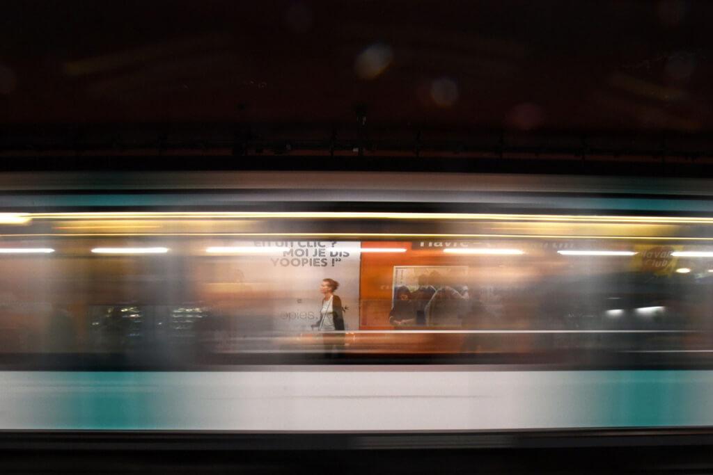 Paris by Metro Guide