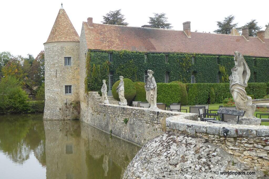 Chateau-de-Villiers France