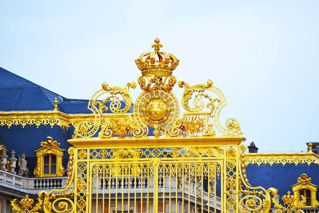 Versailles Main Gate