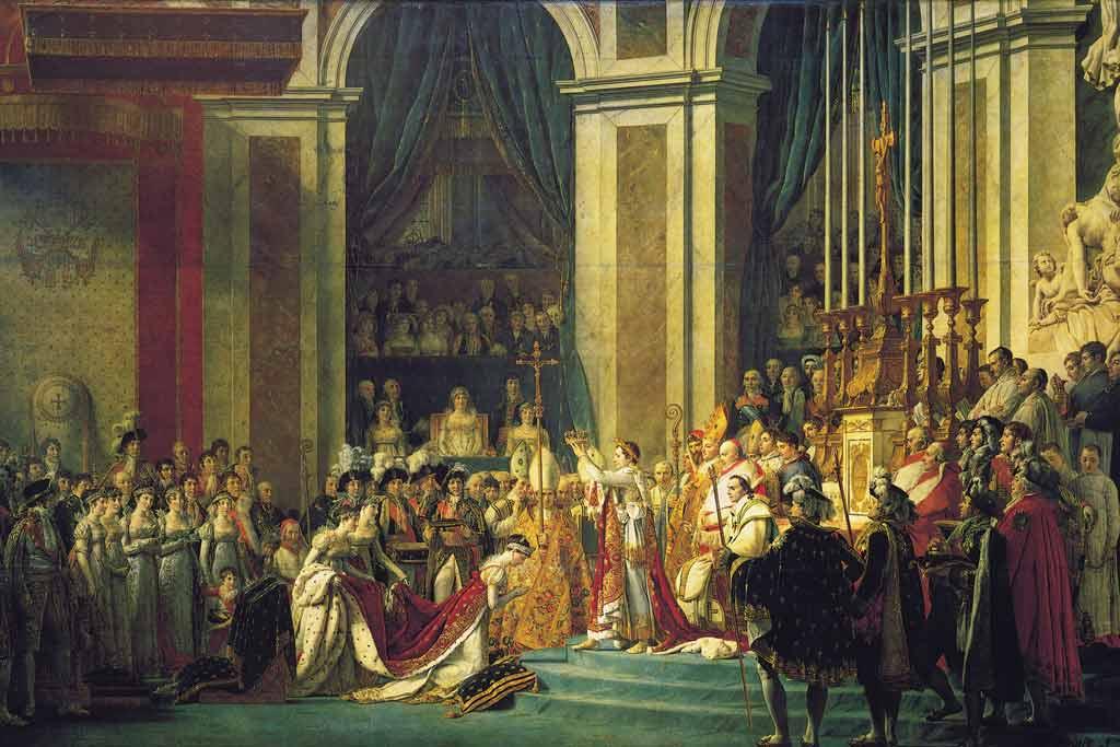 Napoleon sites in Paris
