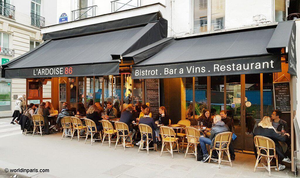 Париж: Бистро лучшего качества