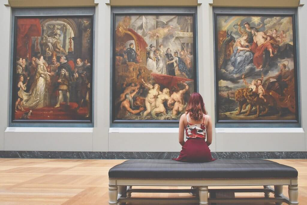 Best way to see the Louvre