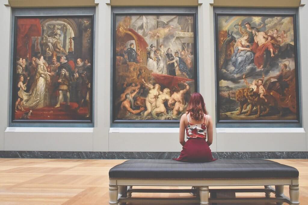 Лучший способ увидеть Лувр
