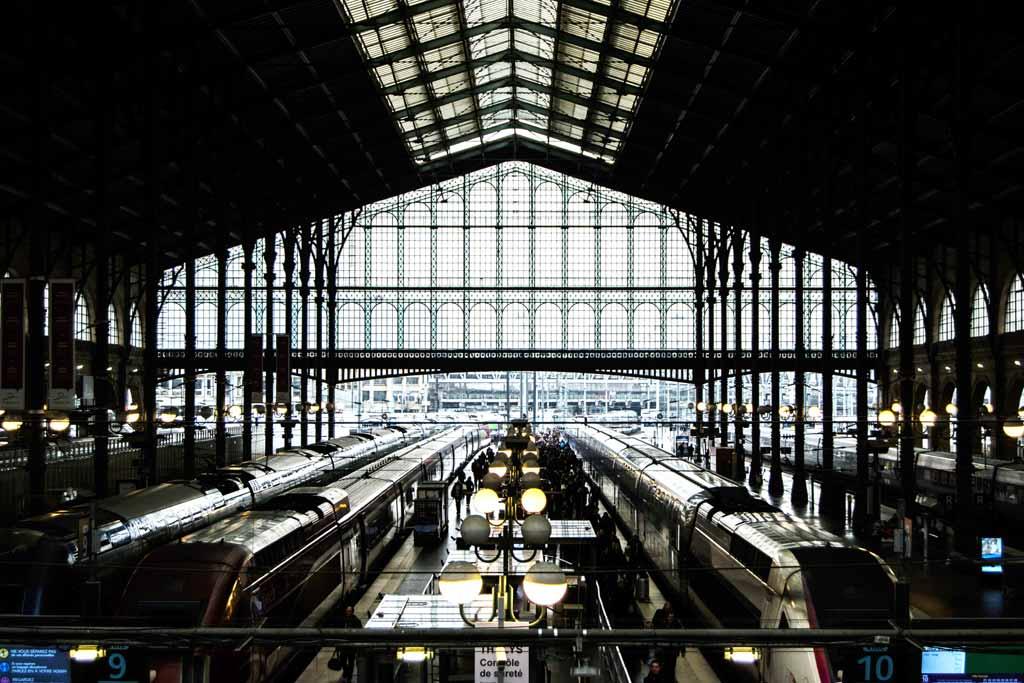 Paris Saint Lazare station