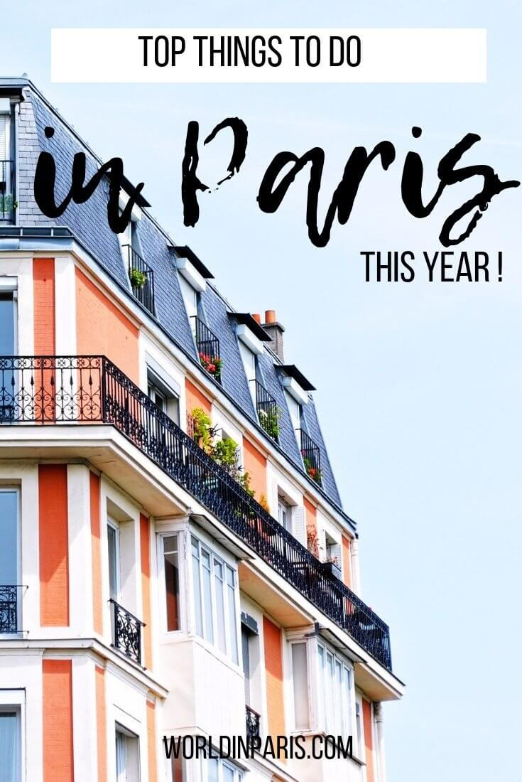 Top things to do in Paris this year, Paris Travel Trends, Best things to do in Paris this year #paris #travel