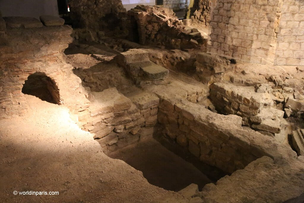 Archaeological Crypt Paris