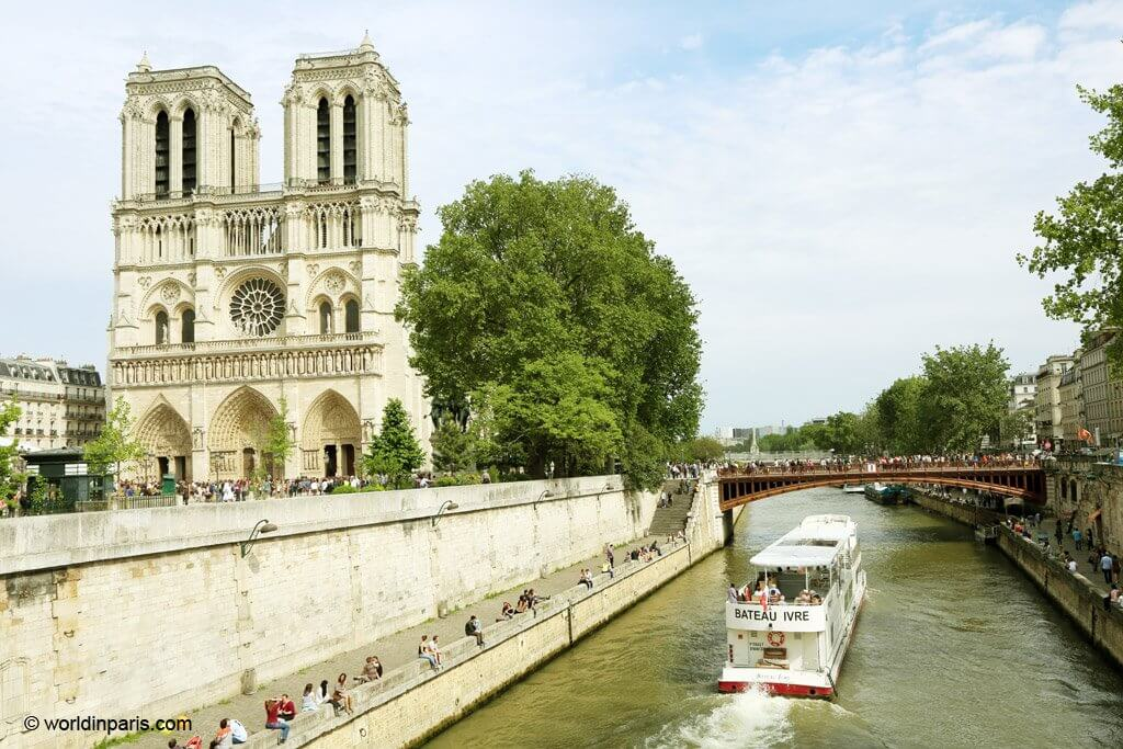 Best Paris Seine Cruises