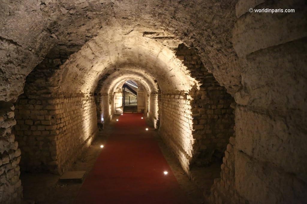 Roman Lutetia Paris