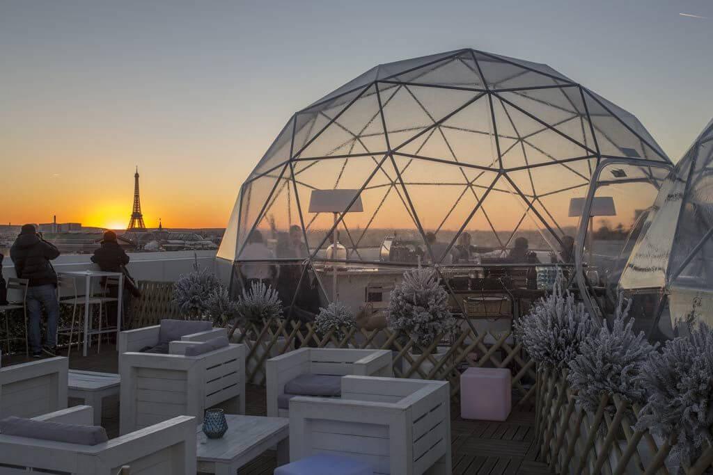 Best Rooftop Bars in Paris