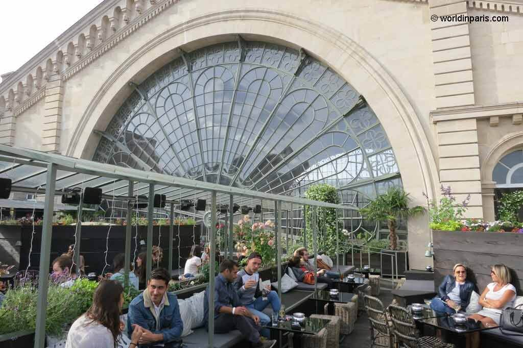 Best Paris Rooftop Bars