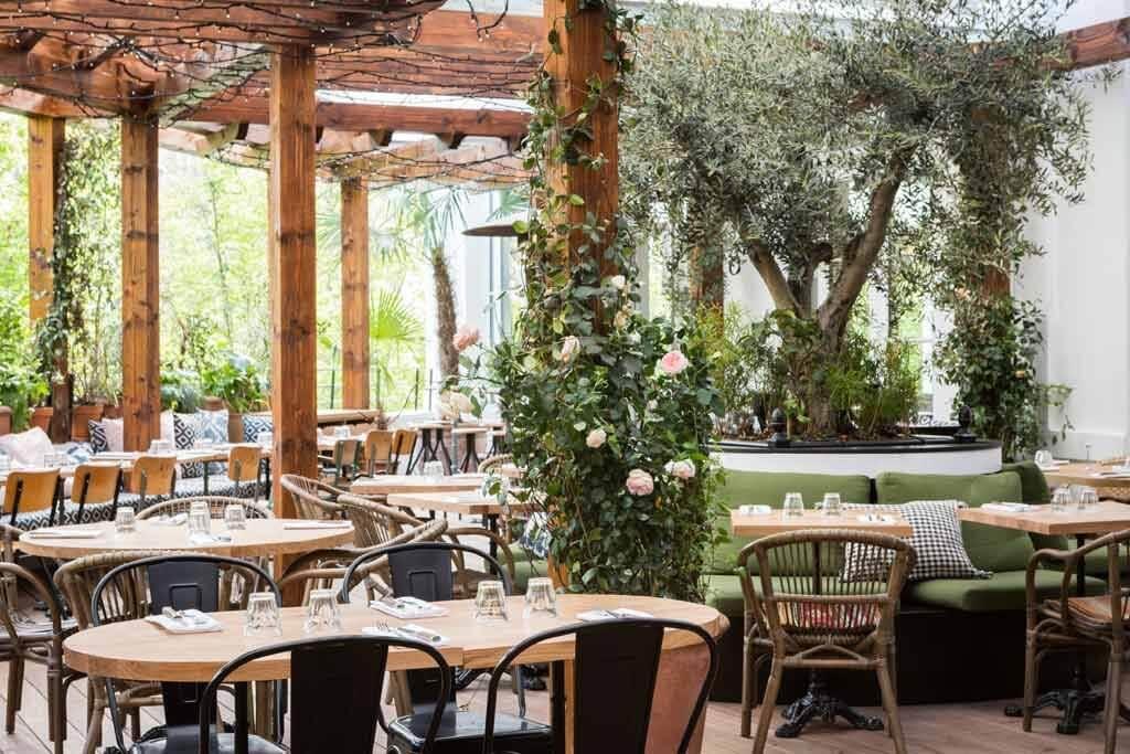Brasserie Auteuil Rooftop Terrace