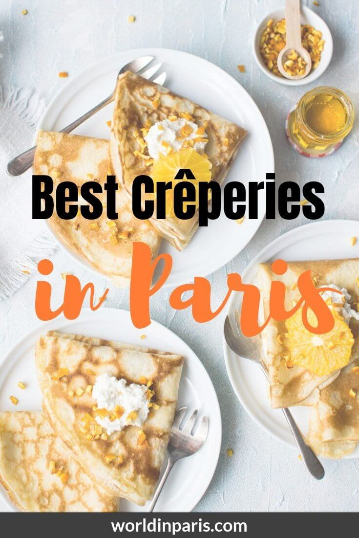 Where to get yummy crêpes near me? Click here to find the Best Crêperies in Paris by Arrondissement, the places to eat the Best Crêpes in Paris. The article also includes the best crêpe stands in Paris. Yummy Crêpes, Cheap Eats, Yummy Paris #paris