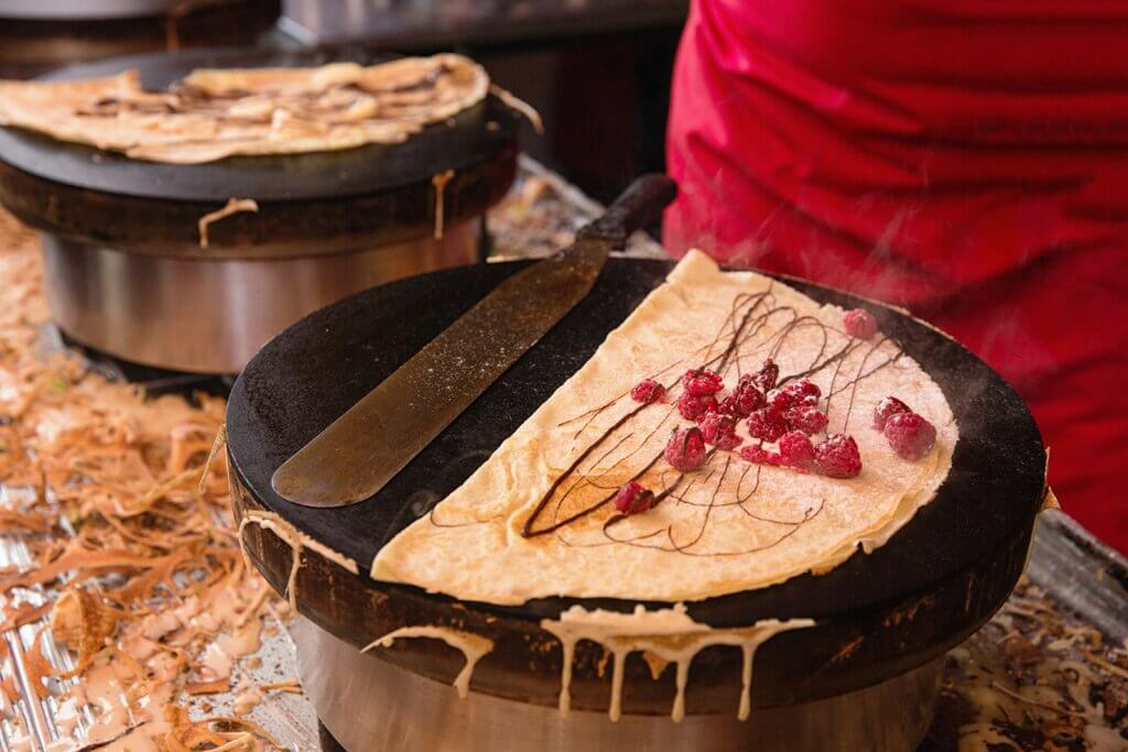 Best Street Crêpes in Paris