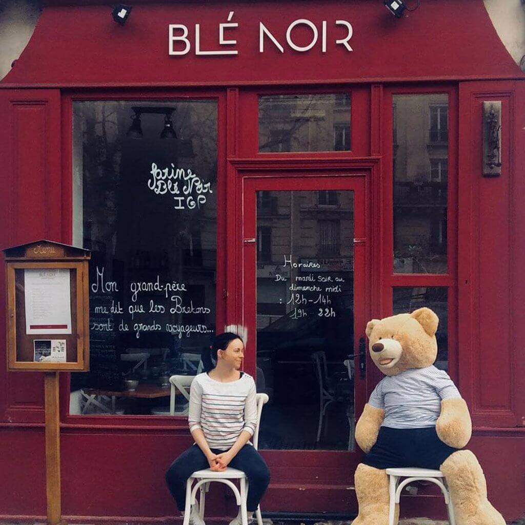Blé Noir Paris