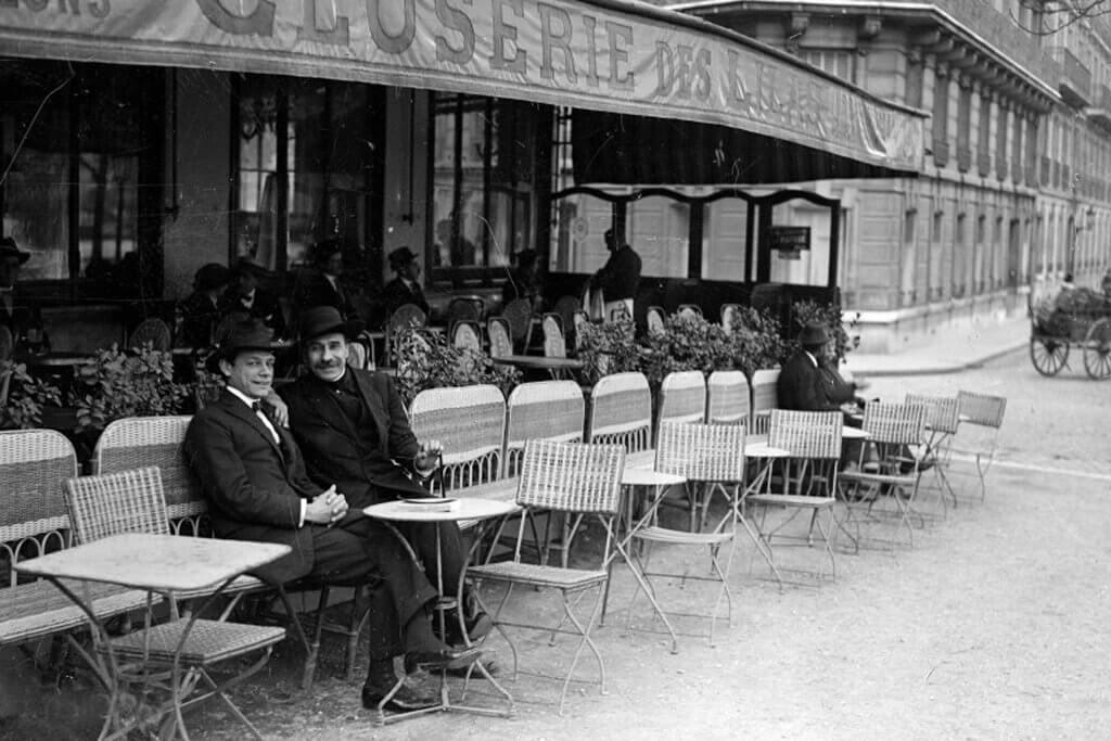 La Closerie des Lilas Heminway Cafe