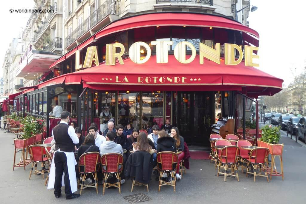 Cafe La Rotonde Paris