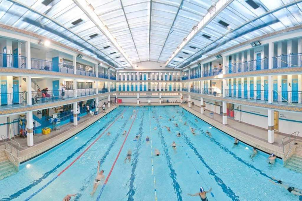 Piscine Pontoise - Paris 5