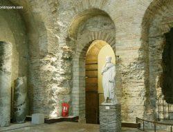 Roman Baths Paris 5