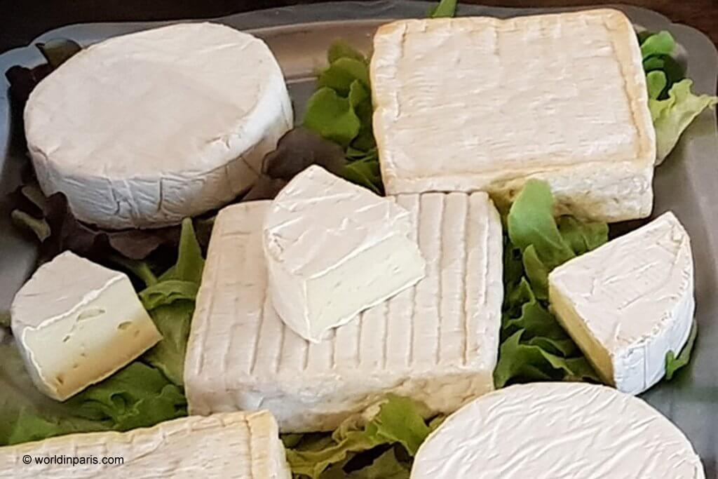 Cheese of Normandy