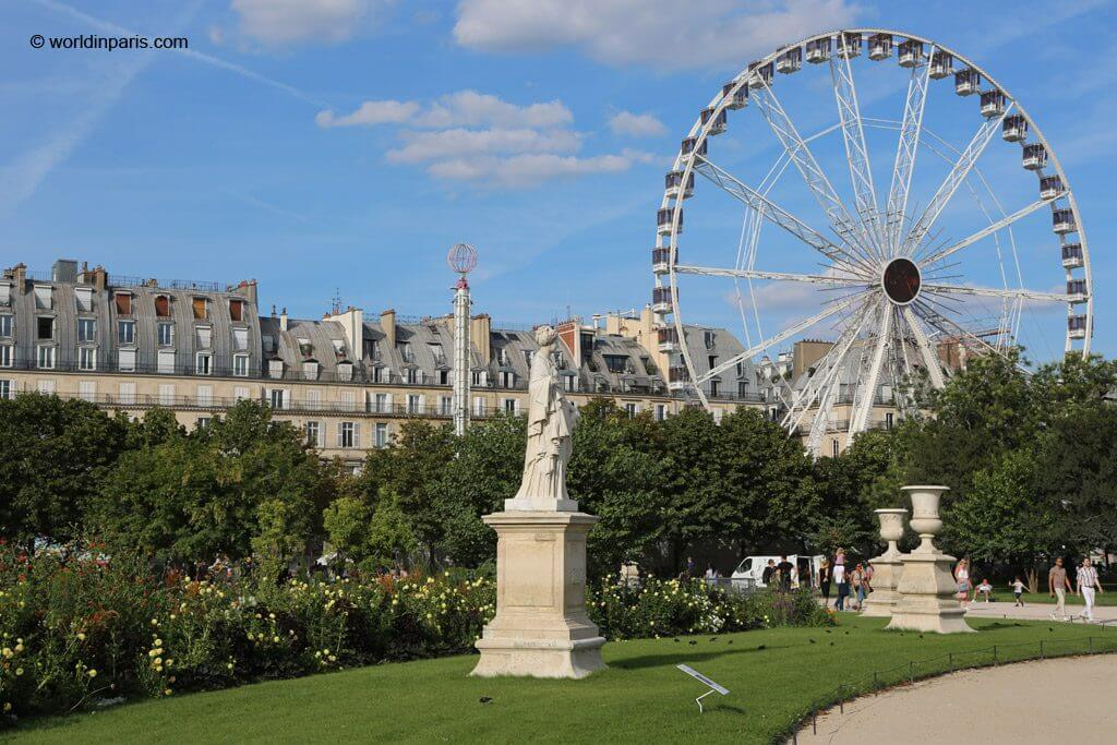 Visit the Tuileries Garden with our Tuileries Garden Quest