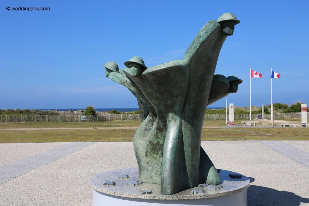 D-day Landing Beaches - Juno Beach