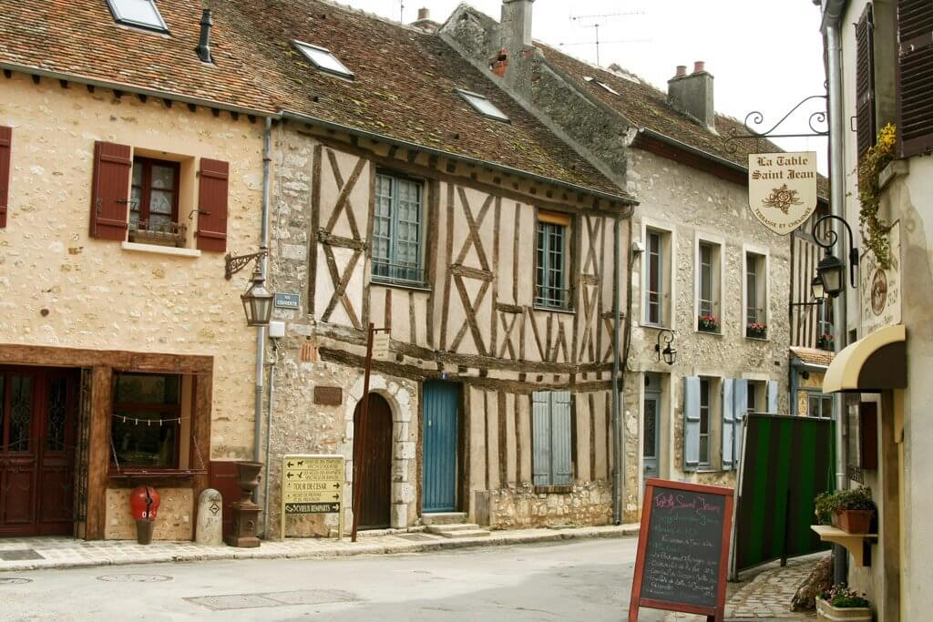 Medieval Architecture in Provins