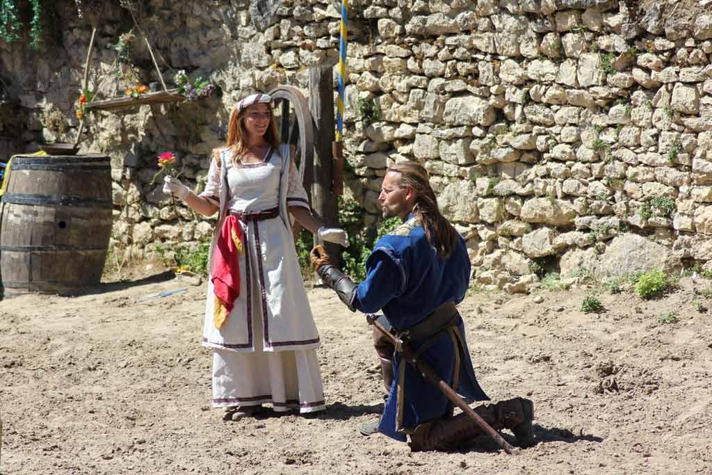 Medieval Festival Provins