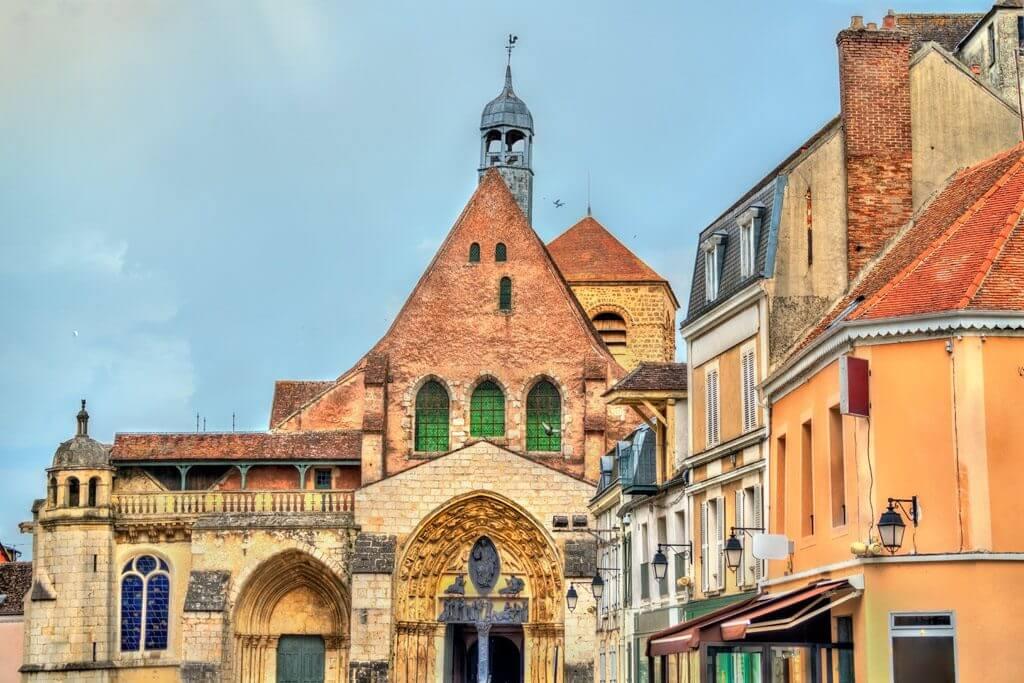Medieval Provins, France