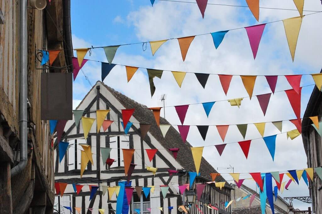 Les Medievales de Provins Medieval Fair
