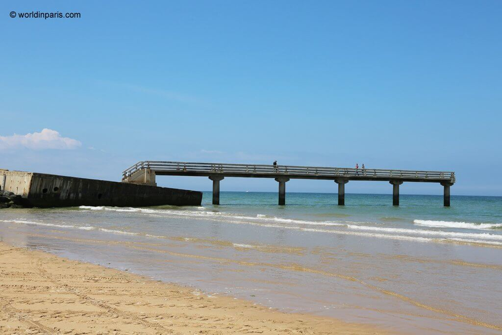 D-Day Landing Beaches - Omaha Beach