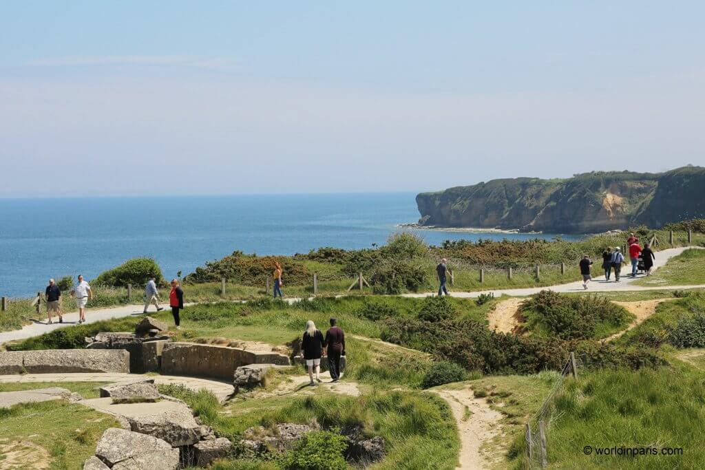 Pointe du Hoc - Normandy