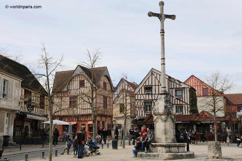 Provins Medieval City