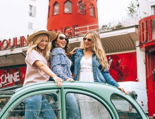 Paris in the Summer