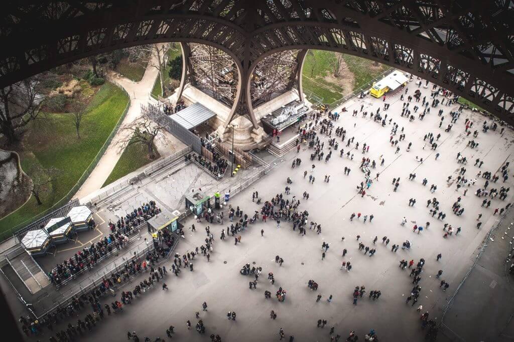 Skip the Line Eiffel Tower