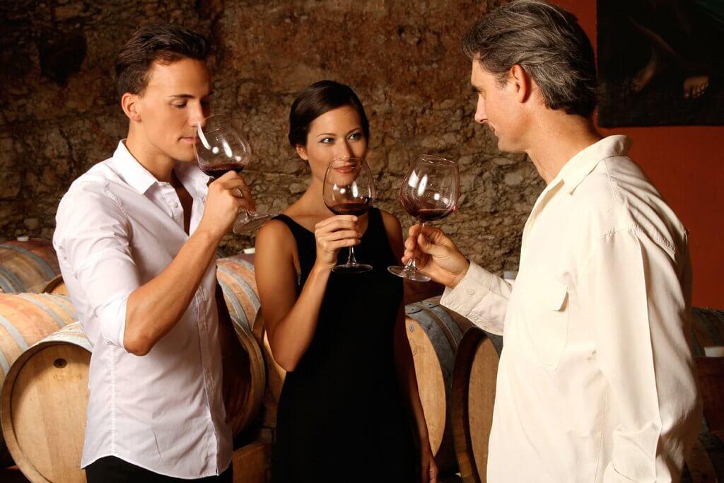 Дегустация вин в Париж
