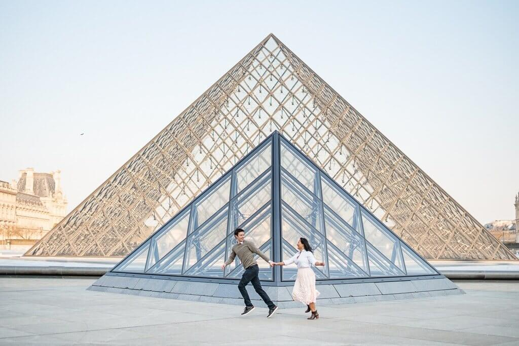 Paris Photography - Louvre Pyramid