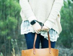 Paris day bag