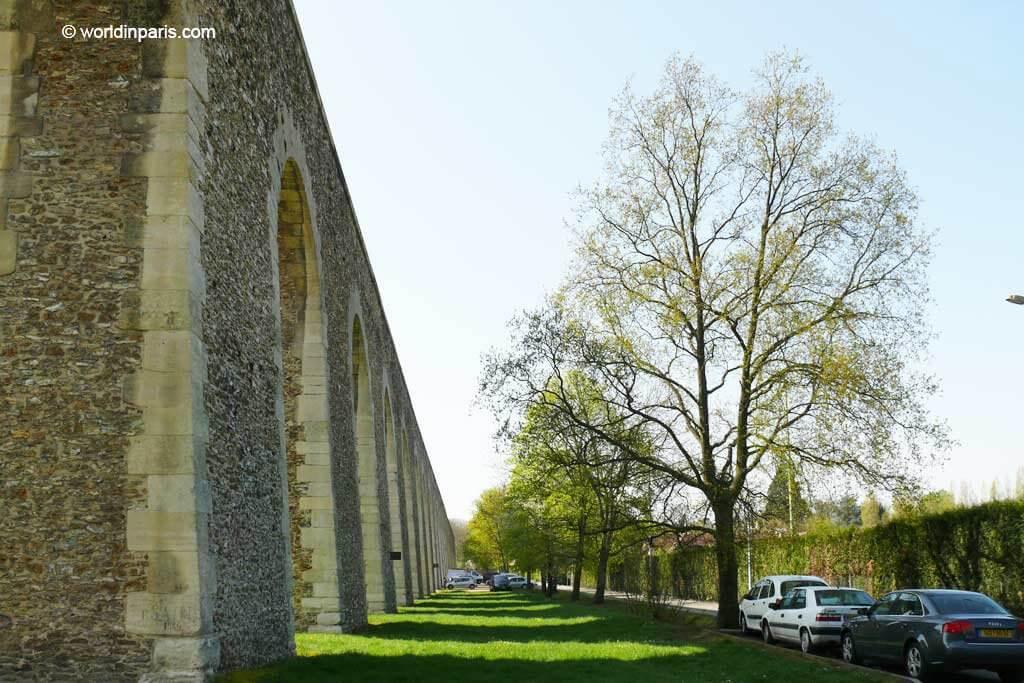 Aqueduct de Louveciennes