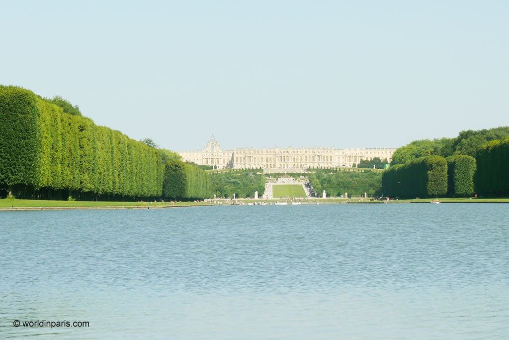 Grand Canal - Versailles