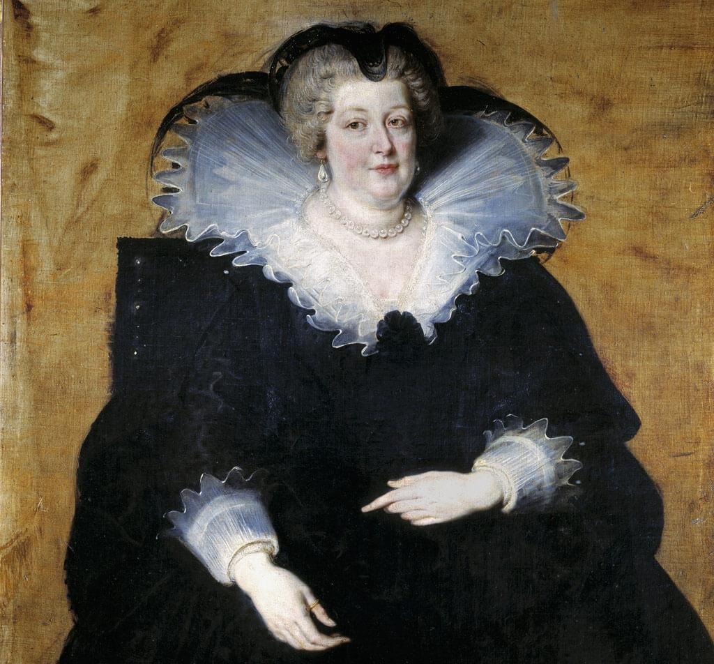 Queen Marie of Medicis